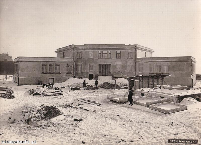 Higiena w budowie 2 -1928-1930