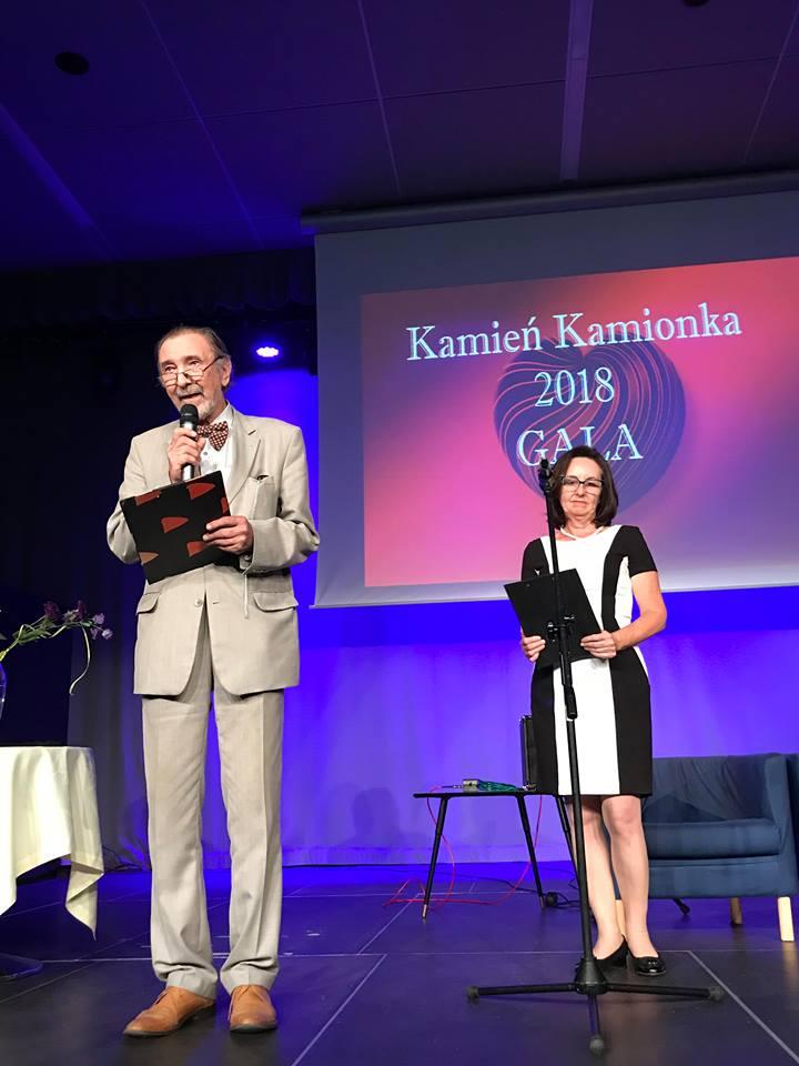 Witamy gości - Tomasz Marzecki i Dorota Lamcha
